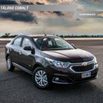 Catalogo Chevrolet Cobalt Ficha Técnica 2018