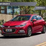 Catalogo Chevrolet Cruze 5 Ficha Técnica 2018