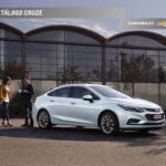 Catalogo Chevrolet Cruze Ficha Técnica 2018