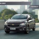Catalogo Chevrolet Onix Ficha Técnica 2018