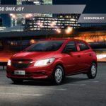 Catalogo Chevrolet Onix Joy Ficha Técnica 2018