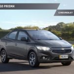 Catalogo Chevrolet Prisma Ficha Técnica 2018