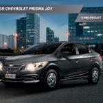 Catalogo Chevrolet Prisma Joy Ficha Técnica 2018