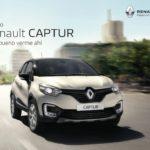 Catalogo Nuevo Renault CAPTUR 2018