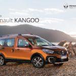 Catalogo Nuevo Renault KANGOO 2018