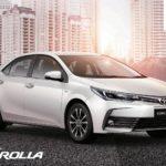 Catalogo Toyota Corolla Ficha Tecnica 2018