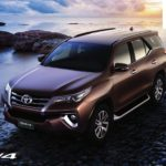Catalogo Toyota SW4 Ficha Tecnica 2018