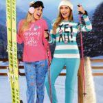 Lencatex – Catálogo pijamas Mujer Invierno 2018