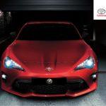 Catalogo Toyota 86 Ficha Tecnica 2018