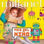 Catalogo Cosméticos y Perfumes Millanel Día Del Niño C-9 Agosto 2018