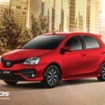 Catalogo Nuevo Toyota Etios Argentina 2019