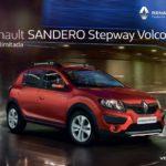Catalogo Renault SANDERO Stepway Volcom Argentina 2019