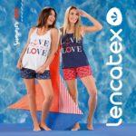 Lencatex - Catálogo Pijamas Mujer Primavera Verano 2019