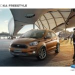 Catalogo Nuevo Ford Ka Freestyle 2019