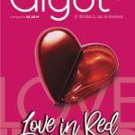 Catalogo Gigot Campaña 2 Día de los Enamorados Argentina 2019