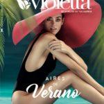 Catalogo Violetta Campaña 1 Aires de Verano 2019