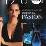 Catalogo Belleza TSU Campaña 7 Fragancia Elixir Noir 2019