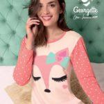 Georgette - Catálogo Pijamas Mujer Otoño Invierno 2019