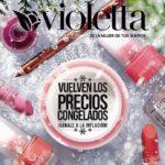 Catalogo Violetta Campaña 12 Cosméticos Argentina 2019