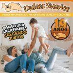 Catalogo Sueñolandia Colchones y Sabanas Primavera Verano 2020