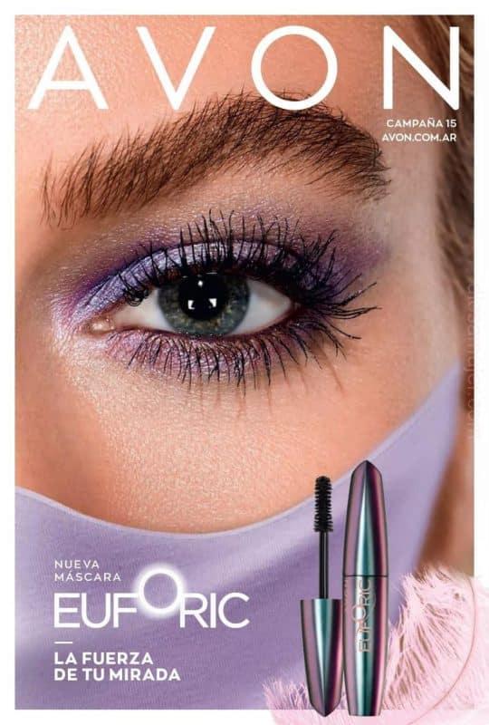 Catalogo Avon Campaña 15 Belleza Argentina 2020 ...