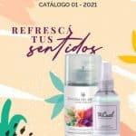 Catalogo 01 Perfumes Sandra Marzzan Enero Argentina 2021